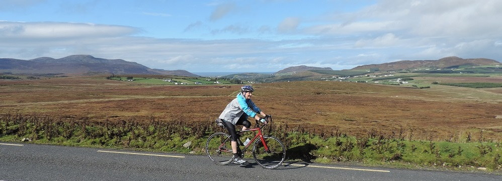 Cycling Donegal