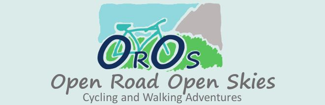 Open Road Open Skies Cycling Holidays Logo