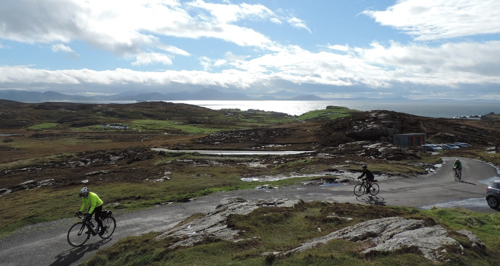 Malin Head Finishing Straight